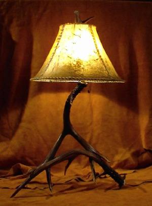 Deer Anlter Lamp